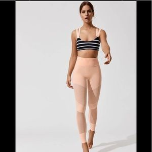 FP MOVEMENT High Waisted Sculpt Mesh Legging XS